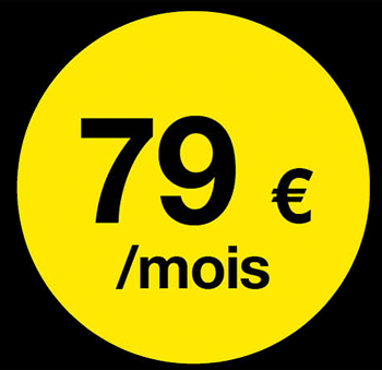 Orange - Love à 79€/mois