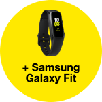 Orange - Cadeau : Samsung Galaxy Fit