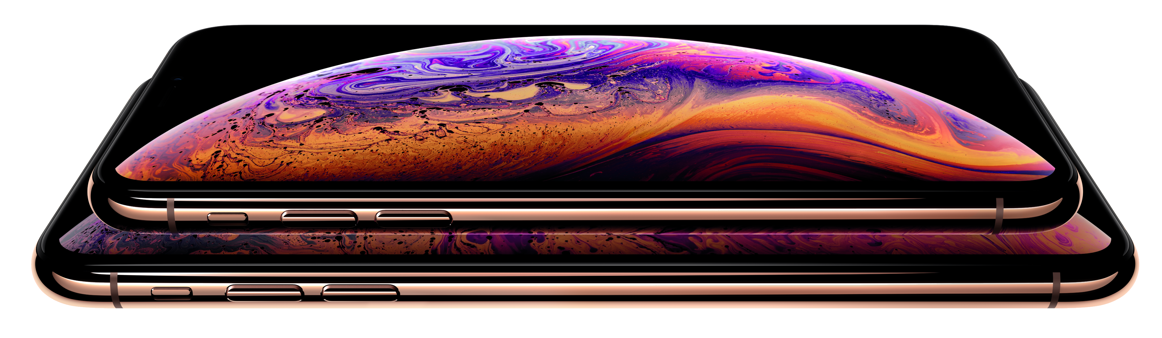 Orange iPhone Xs