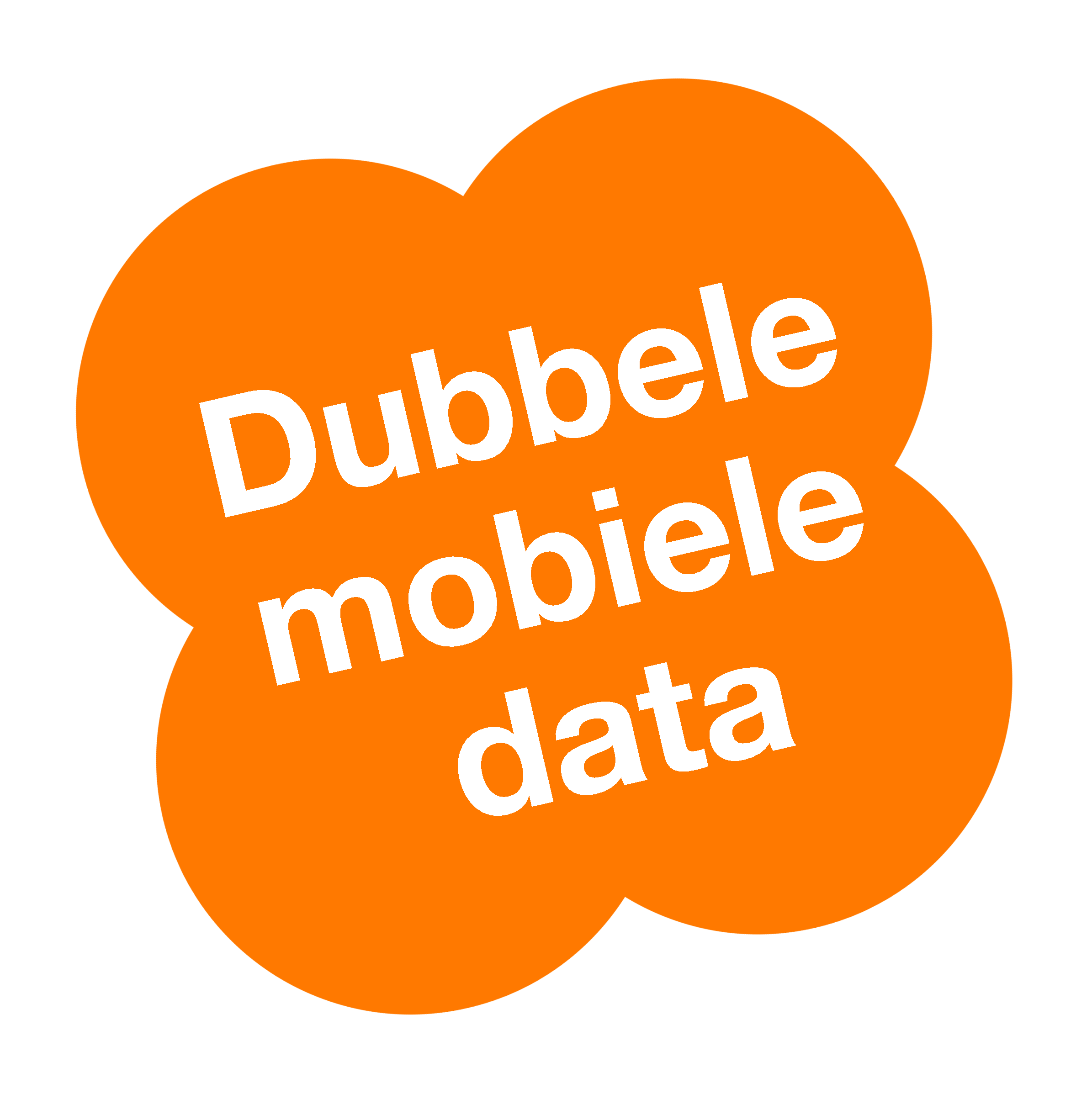 double mobile data