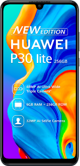 Orange - Huawei P30 Lite New Edition