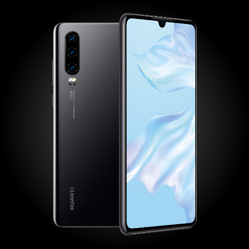 Orange Huawei P30