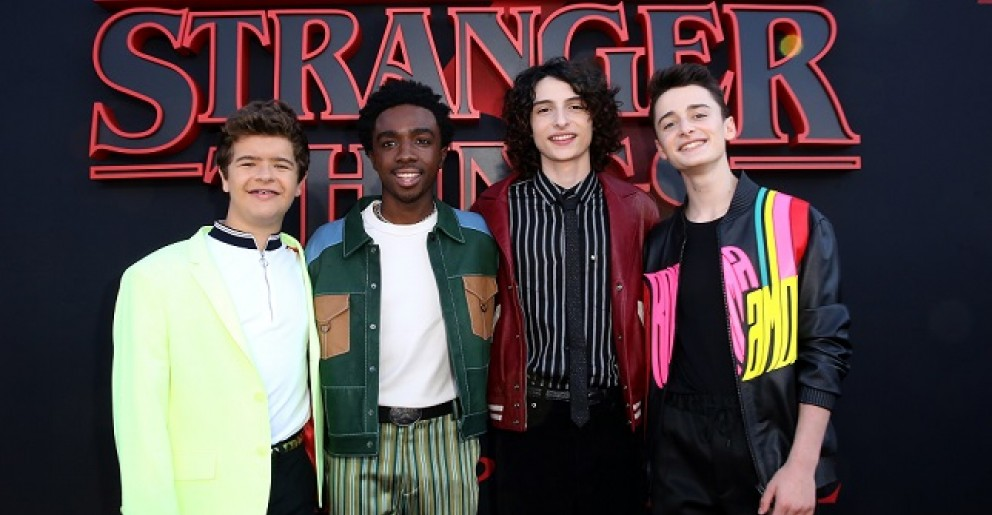 Stranger Things Podcast : 'Behind the Scenes of Stranger Things'