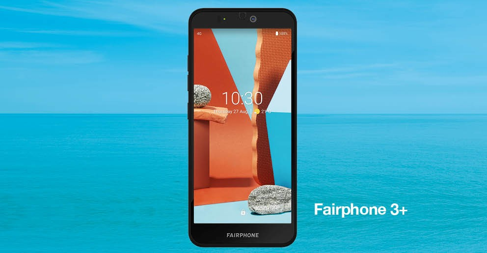 Fairphone 3 Plus at Orange