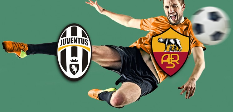 AS Roma-Juventus