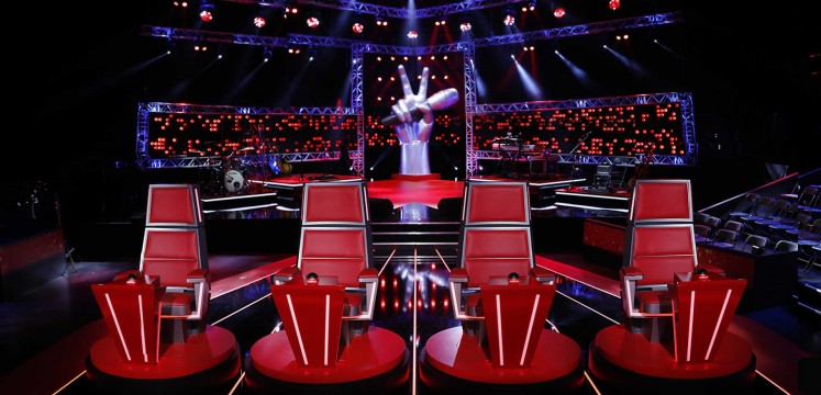 The voice van vlaanderen : finale show